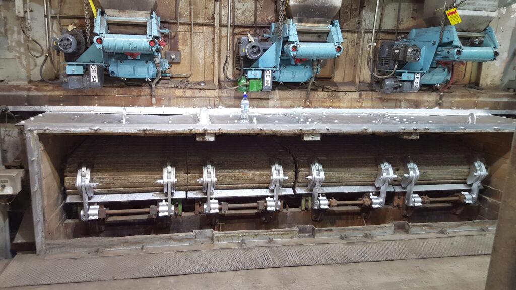 Boiler grate maintenance